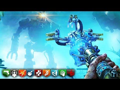 ORIGINS REMASTERED EASTER EGG - BO3 ZOMBIES CHRONICLES DLC 5 EASTER EGG GAMEPLAY! (Black Ops 3)