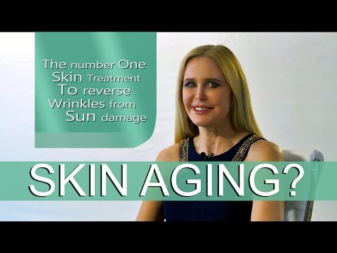 WRINKLES - THE NUMBER ONE SKIN TREATMENT TO REVERSE WRINKLES FROM SUN DAMAGE!