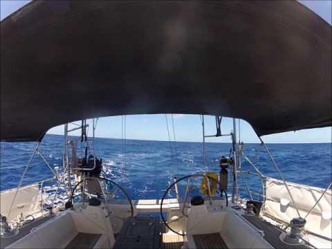 34 New Caledonia to Bundaberg Australia