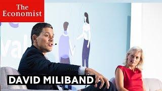 David Miliband on the future of liberalism | The Economist