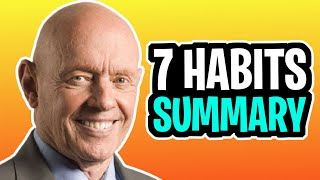 7 Habits of Highly Effective People | Summary | Stephen Covey | Part 1