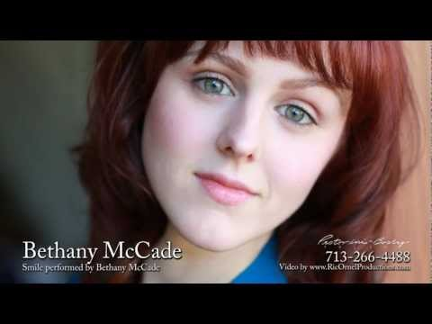 Bethany McCade is represented by Pastorini-Bosby Talent-a Texas top talent agency