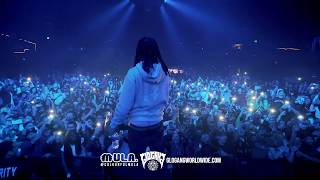 """Chief Keef Stage Dive """"Epic failed"""" for the First time video by @colourfulmula"""