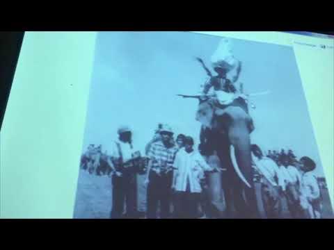 เล่าประวัติศาสตร์ ท่องเที่ยวชุมชน ของประเทศไทย โดย อภินันท์ บัวหภักดี อดีต บก.นิตยสาร อนุสาร อสท.