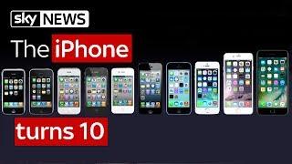 Swipe | iPhone's 10th birthday and the cutting edge British microscope