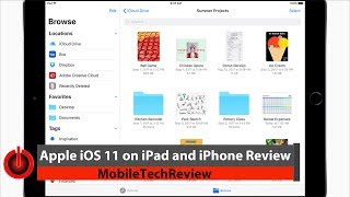 Apple iOS 11 on iPhone and iPad Review