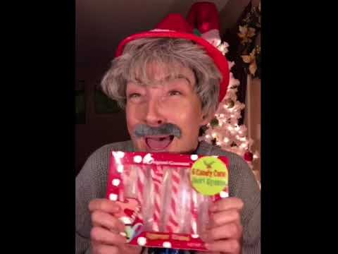 """Dollar store review """"Christmas Edition"""" with Grandpa"""