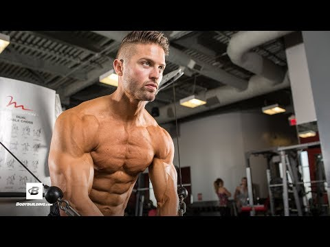 Chest Workout | Flex Friday with Trainer Mike