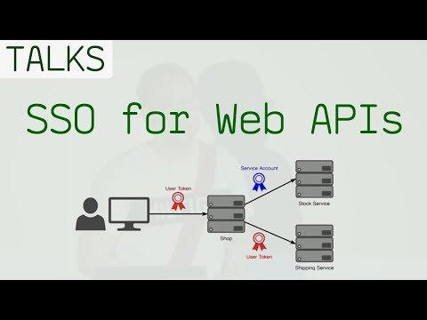 SSO for Web APIs