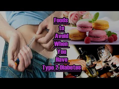 Foods to Avoid When You Have Type 2 Diabetes