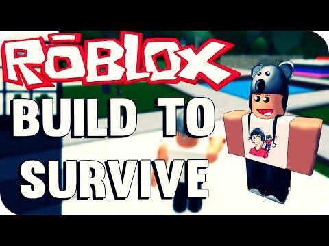 Roblox - Construa para Sobreviver (Build to Survive)