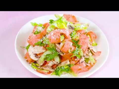 Celery Salad with Celery Seed Vinaigrette | Cooking Light