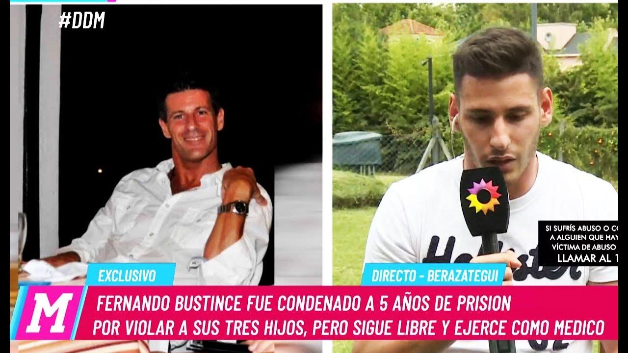 El diario de Mariana - Programa 14/12/18 - Fernando Bustince abusó de sus hijos y está libre