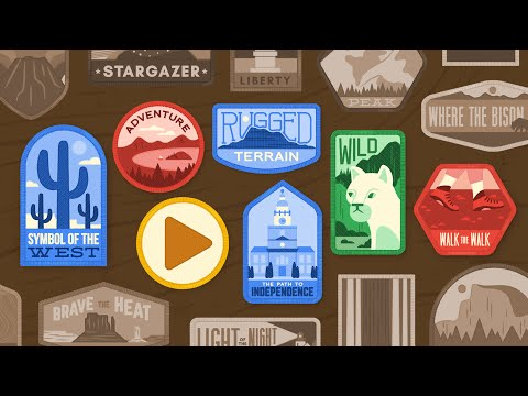 Google Doodle Celebrating U.S. National Parks