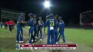 Highlights: 1st T20I at PICS, Kandy – Windies in Sri Lanka 2015