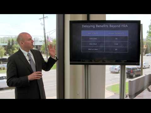 Social Security Part 3 - Collecting Your Benefits