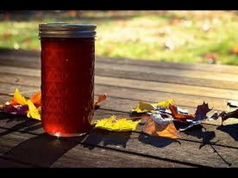 Making Grape Jelly ~ From The Grapevines To The Jars