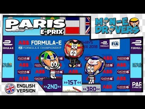 [EN] MinEDrivers - 4x08 - 2018 Paris E-Prix
