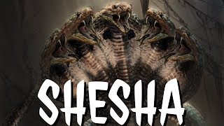 MF #31: Shesha, The King of all Nagas [Hindu Mythology]