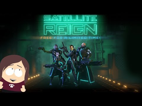 Satellite Reign FREE for Limited Time ||  + Great Humble Store Discounts
