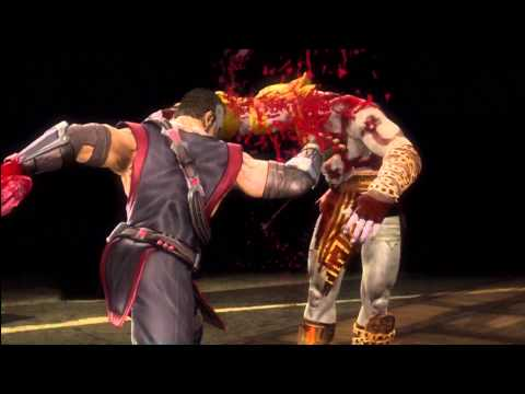 [HD] MK9 Kano Ear Your Heart Out Fatality