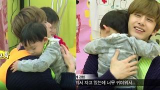 [Eng Sub] HyungWon And His Precious Koala Baby! Monsta X Ray Episode 5