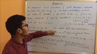 Chapter 6 Sequences and Series Math First Year Class - Sindh