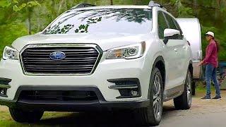 Biggest Subaru Ever Subaru Ascent Review 5 Key Features 2018 Subaru 3 Row 8 Seater CARJAM TV