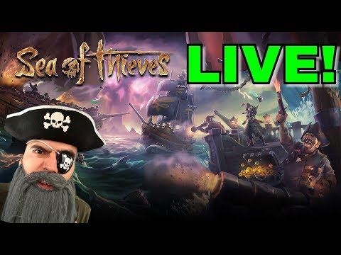 Sea of Thieves LET'S PLAY part 1