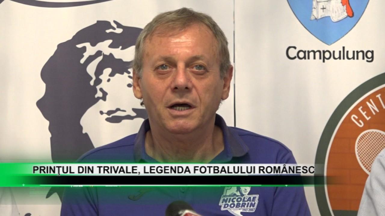 stire 17 07 2017 - Prinţul din Trivale, legenda fotbalului românesc