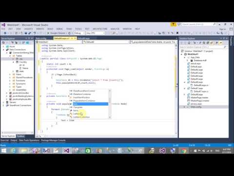 Bind TreeView with Country State and City table in ASP.NET C#
