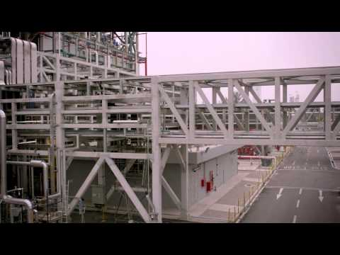 Eastern Hemisphere Core Plant Opening - Jurong Island, Singapore