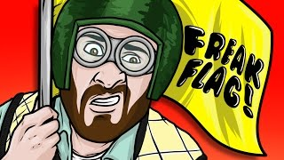 GOLFING GETS FREAKY - Online Golf With Your Friends Funny Moments