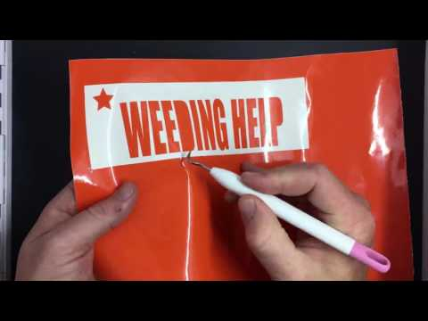 Cricut Design Space - Layering Vinyl Trick (Registration Mark)