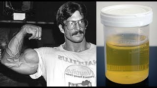 Did Mike Mentzer really drink his own Urine?