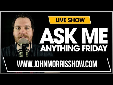 JMS319: Friday AMA (Ask Me Anything)