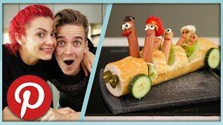 Download MAKING PINTEREST FOOD ART! Video