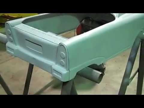 Pedal Car Restoration 1