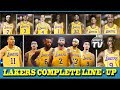 Los Angeles LAKERS KUMPLETO Na Ang LINE UP Puro 3 Point SHOOTER PlayOFF Contender