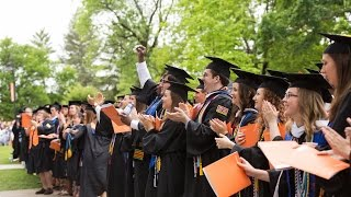 Congratulations, Class Of 2017! - Gettysburg College Commencement Highlights
