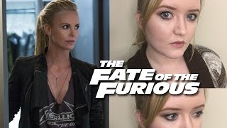 The Fate of the Furious // Cipher Inspired Makeup