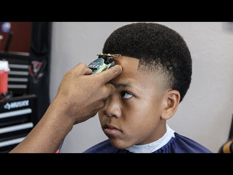 HOW TO CUT MENS HAIR: HIGH BURST TAPER FADE