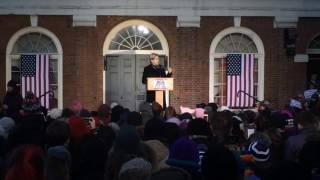 Sen. Elizabeth Warren Rips Republicans Over Healthcare Repeal