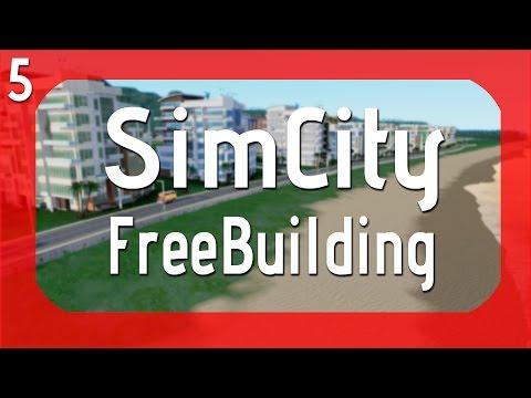 SimCity FreeBuilding 5 ►Beach Houses