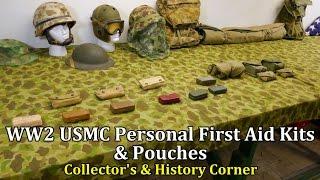Vietnam M-1967 USMC Individual First Aid Kit IFAK - PakVim