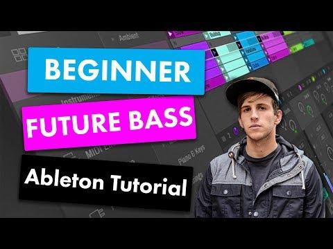 Make EPIC Future Bass or Dubstep!  Beginner Ableton Live 9 Future Bass Tutorial
