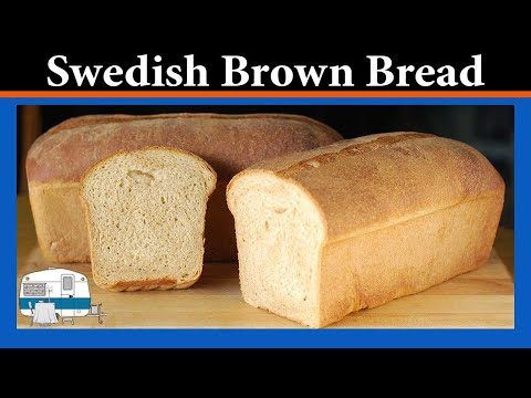How to make Swedish Brown Bread