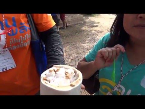 Ayudhaya coconut milk ice cream