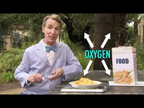Why Does Exercise Make You Tired?--Consider the Following With Bill Nye