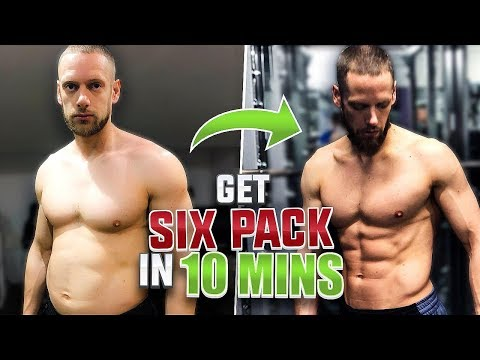 6 PACK ABS FAST! (2018) WORKOUT